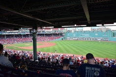 Red Sox Game! Where Red Sox lost... LOL